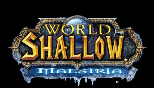 Shallow Index du Forum