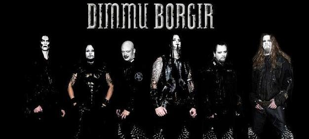 Dimmu Borgir France Index du Forum