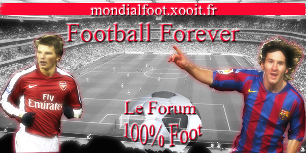 football mondial Index du Forum