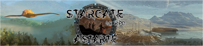 Stargate Astarté Index du Forum