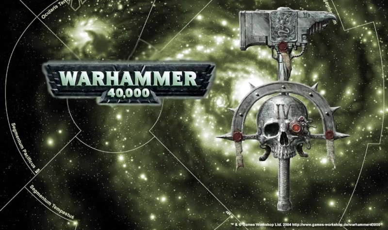 Forum de la guilde Warhammer 40.000 Index du Forum