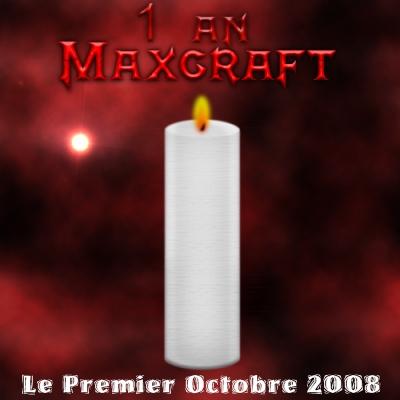 Serveur Privée World Of Maxcraft Index du Forum