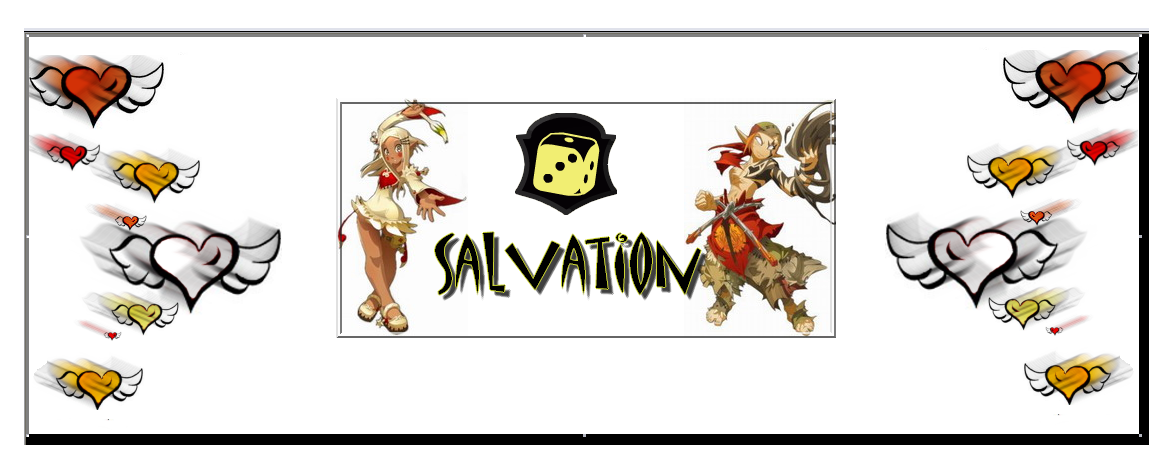 La guilde salvation-serveur Hel munster- Dofus Index du Forum
