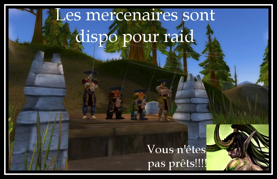 les mercenaires de DunMorogh Index du Forum