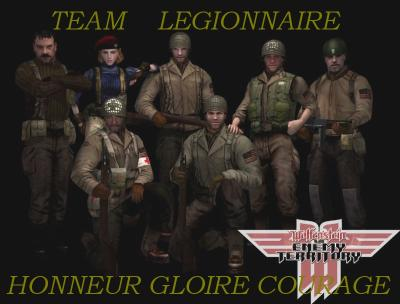 TEAM legion Index du Forum