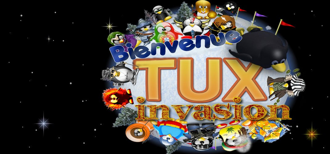 tux invasion  Index du Forum
