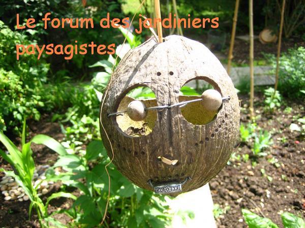 Le forum des jardiniers paysagistes professionnels for Jardiniers paysagistes