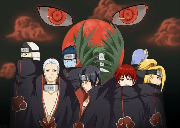 Akatsuki Univers 50 Index du Forum