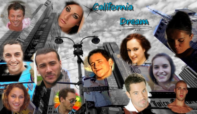 California Dream Index du Forum