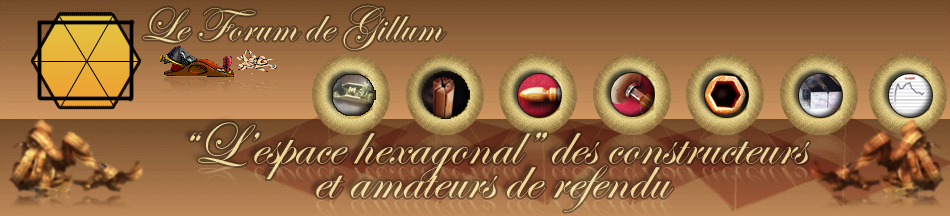 Le forum de gillum : bambou refendu Forum Index