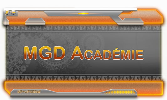 MGD Academie Index du Forum