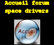 Forum officiel de l'alliance space drivers Index du Forum