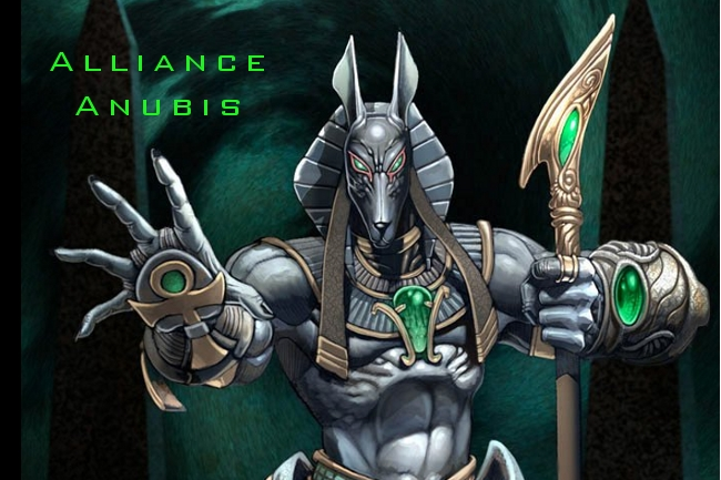 Alliance Anubis Index du Forum