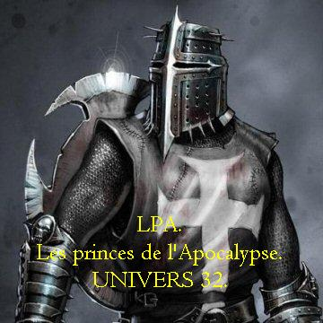 Les princes de Apocalypse. Forum Index