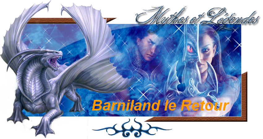Barniland le retour Index du Forum