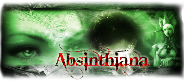 Absinthiania Forum Index