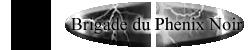 Brigade du Phenix Noir