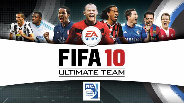 fifa10 ultimate-team Index du Forum