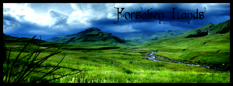 Forsaken Lands Index du Forum