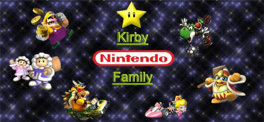 Kirby Family Index du Forum