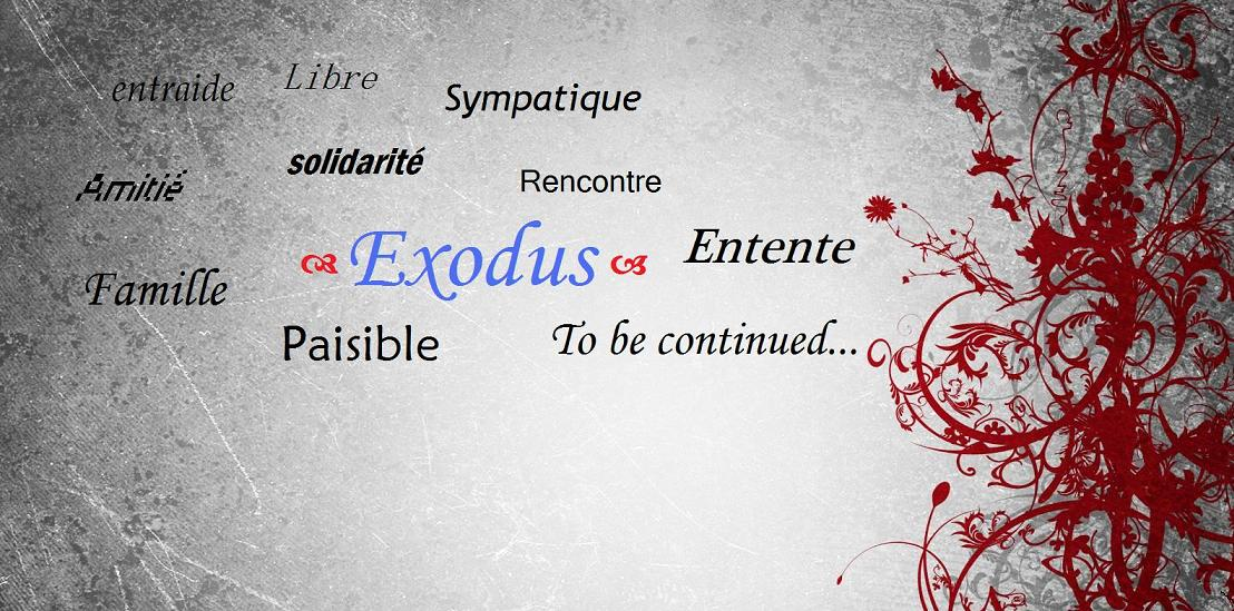 forum de la guilde exodus Index du Forum
