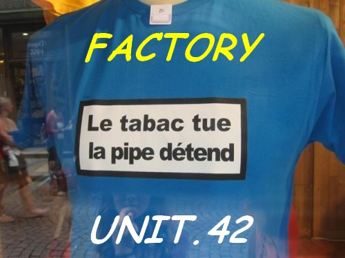 FACTORY Index du Forum