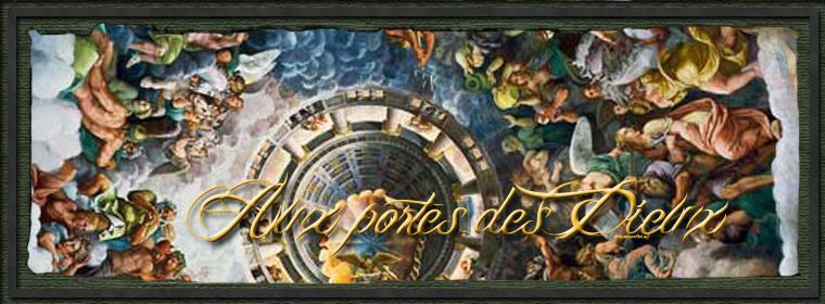Aux portes des dieux Index du Forum