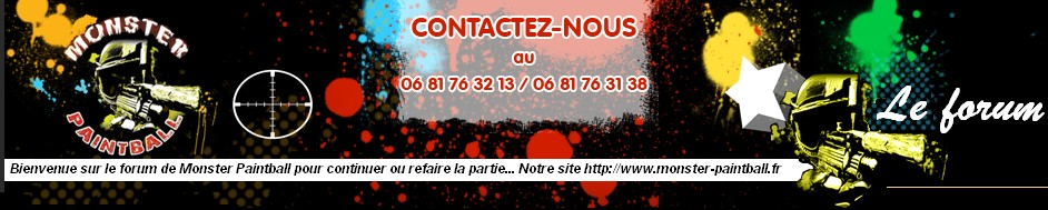 Monster Paintball Index du Forum
