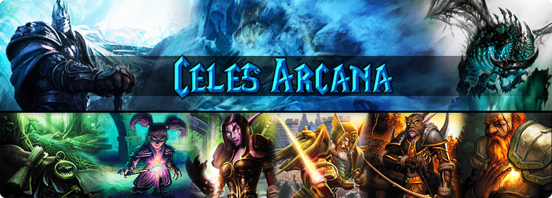 Celes Arcana  Index du Forum