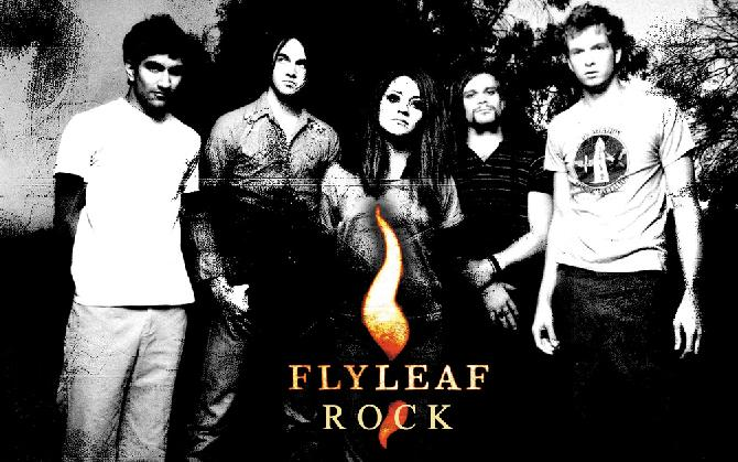 Flyleaf-Rock Forum Index
