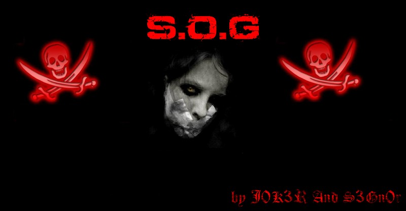 S.O.G CREW Index du Forum