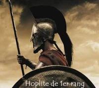 Hoplite de 1er rang