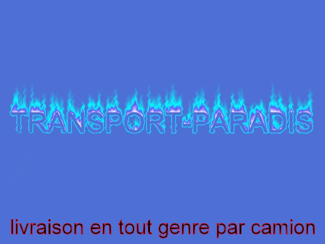 Transport-Paradis Index du Forum