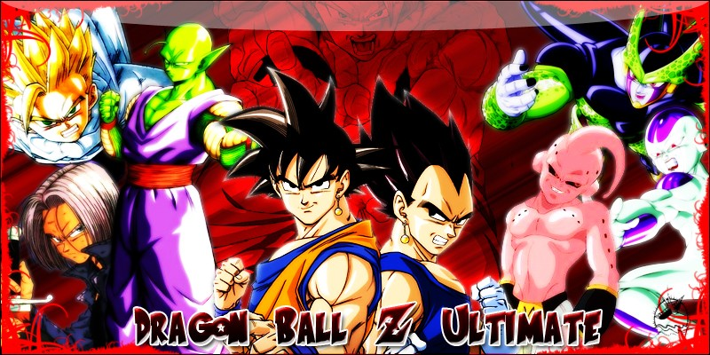 Dragon Ball Z RPG Index du Forum