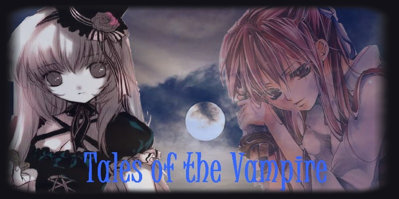 Tales of the vampire Index du Forum