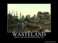 welcome in WASTELAND , Index du Forum