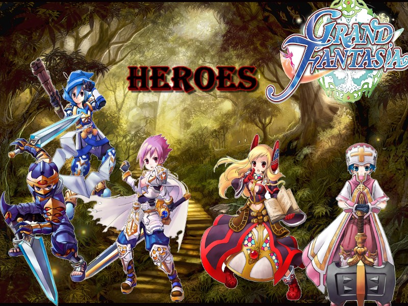 heroes Forum Index