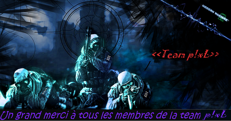 team pixel(mw2)(ps3) Index du Forum