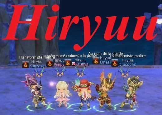 hiryuu Index du Forum