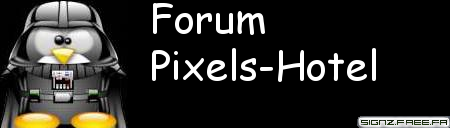 Pixels-Hotel Index du Forum