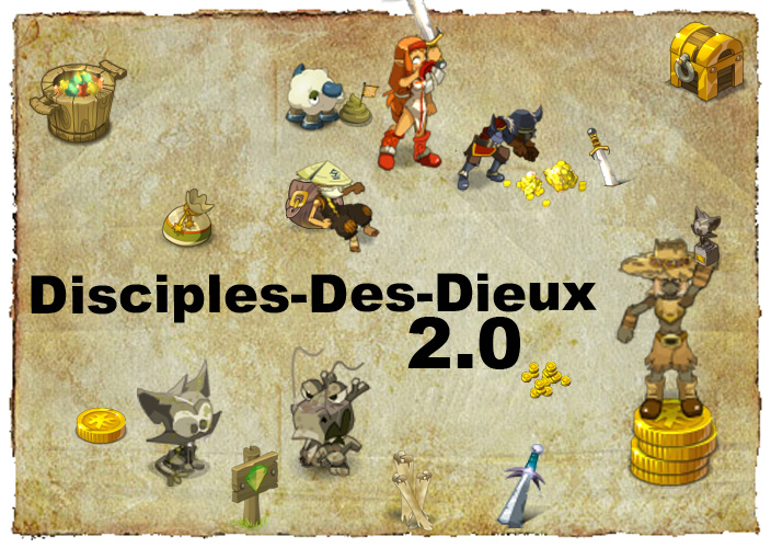 Disciples Des Dieux Index du Forum