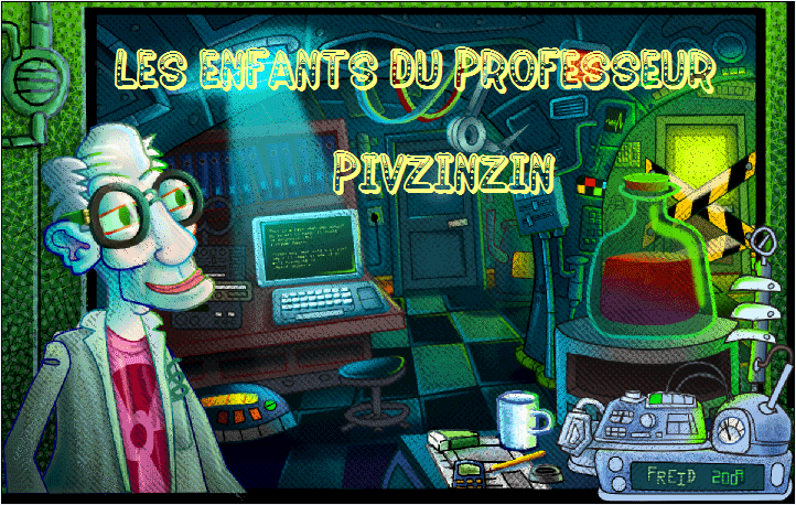 les enfants du professeur pivzinzin Index du Forum