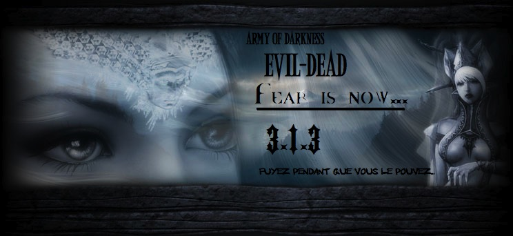 .:Evil-Dead:. Index du Forum