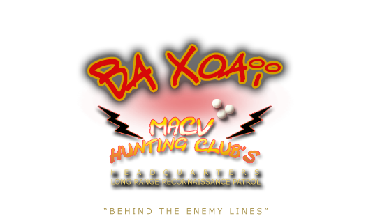 Ba Xoaï, MACV Hunting Club's Headquarters Index du Forum