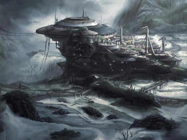 le château des ténèbres