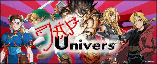 Jap Univers Index du Forum