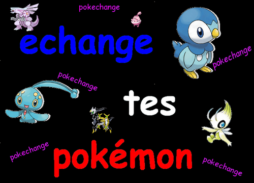 pokechange Index du Forum
