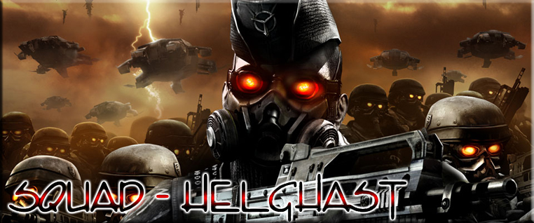 Forum de la Squad Helghast Index du Forum