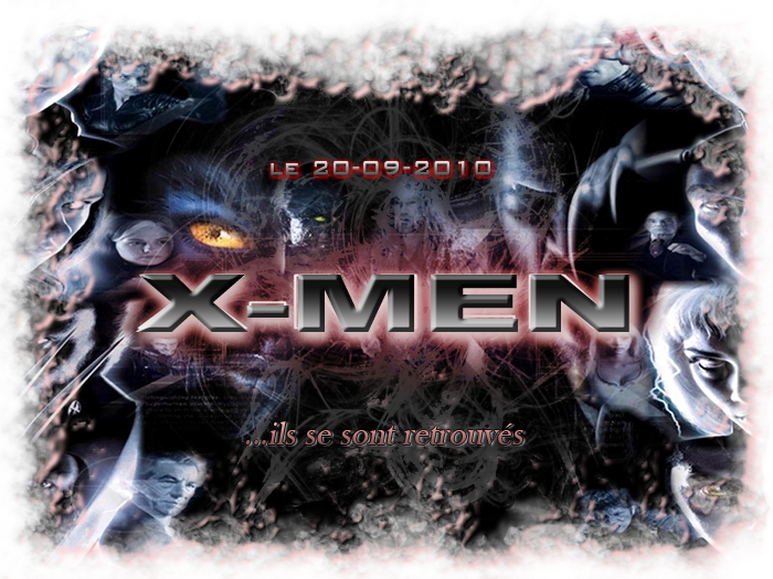x-men & co Index du Forum