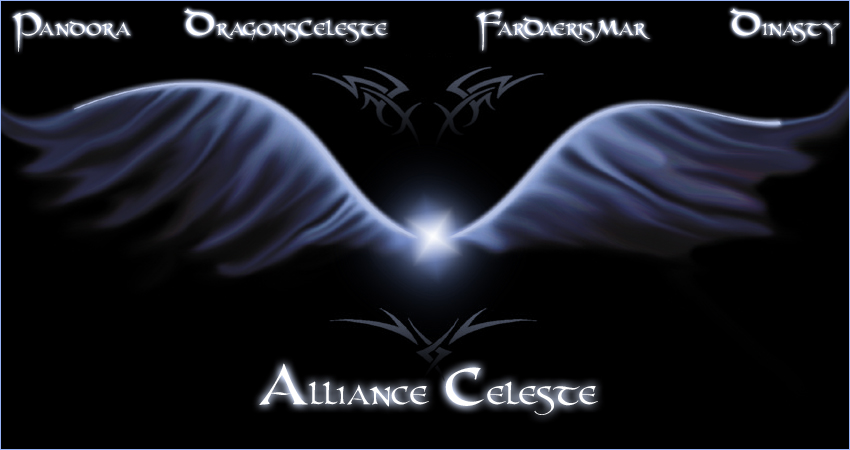 Alliance Celeste Forum Index